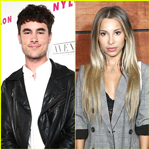 Kian Lawley Shares Rare Photo With Girlfriend Ayla Woodruff On Her Birthday!