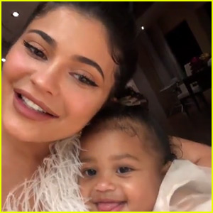 Watch Stormi Webster Sing 'Happy Birthday' to Mom Kylie Jenner!