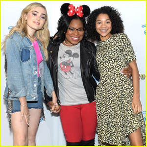 Did 'Zombies 2' Stars Meg Donnelly, Carla Jeffery & Kylee Russell Reveal The Premiere Date at D23? Find Out Now!