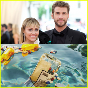 Miley Cyrus Seems to Be Singing About Liam Hemsworth Split on 'Slide Away' - Listen Now