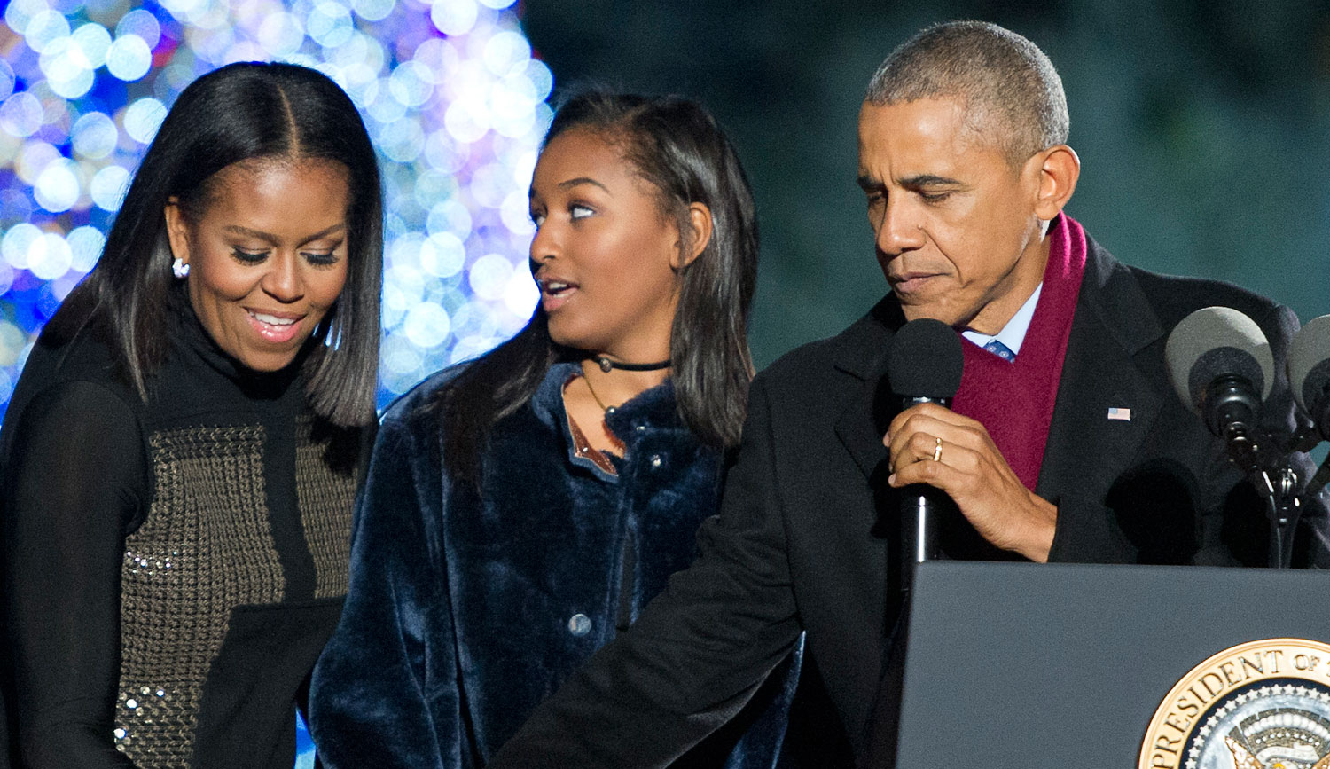Sasha Obama is Headed to College in the Fall!