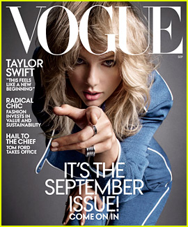 Taylor Swift Covers Vogue Reveals Why Lover May Be Her