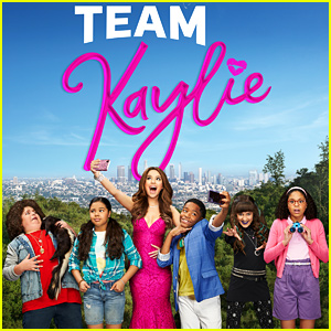 Netflix's 'Team Kaylie' Star Bryana Salaz Dishes On New Show - See The First Look Pics & Premiere Date Here!