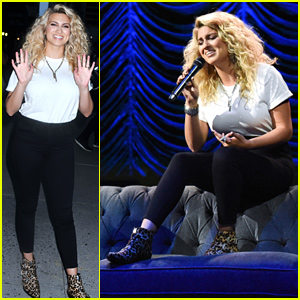 Tori Kelly Performs 'Sorry Would Go A Long Way' On 'Late Show with Stephen Colbert' - Watch!