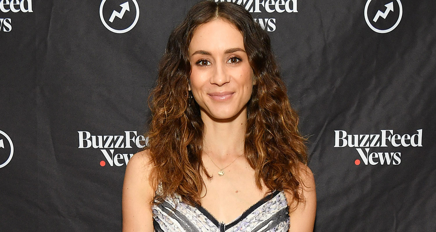 Troian Bellisario Found Out the Ending of Spencer & Toby's 'PLL' Love Story in an Unexpected Way