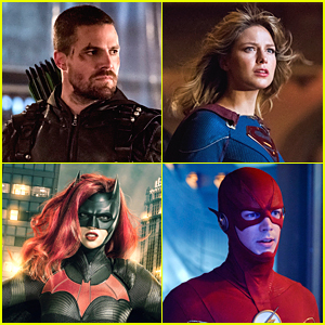 Massive 'Arrow'-verse Crossover Event 'Crisis On Infinite Earths' Begins Production!