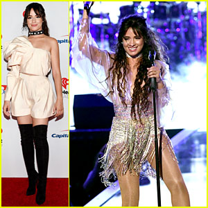 Camila Cabello Performs Her New Songs for First Time at iHeartRadio Music Festival 2019!