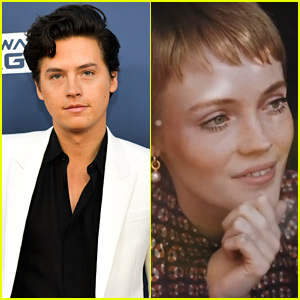 Cole Sprouse Shoots Mulberry's New Short Film 'Iris' - Watch Now!