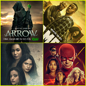 'Arrow', 'The Flash', 'Charmed' & More Get New Posters Ahead of Season Premieres