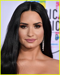 Demi Lovato Is A Really Good Kisser, According To This Star