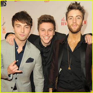 Wesley Stromberg Says Emblem3 Is Reuniting!