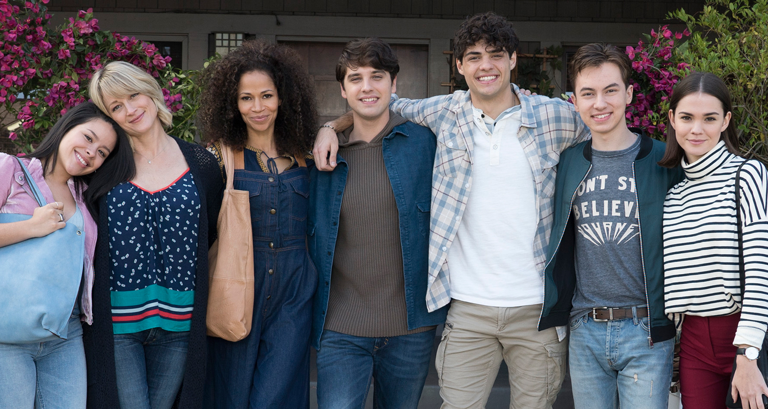 The Entire Fosters Family To Reunite For 'Good Trouble' Christmas Special