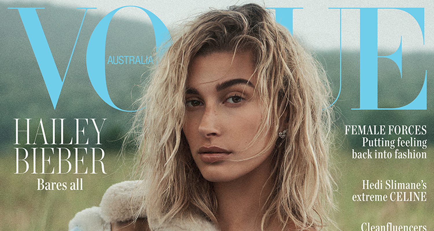 Hailey Bieber Explains Why She Tried to Trademark 'Bieber Beauty'