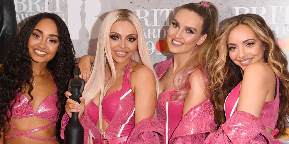 Jesy Nelson Gets Big Support From Little Mix For 'Odd One Out' Documentary