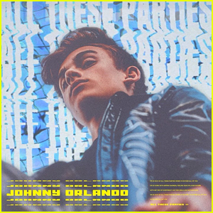 Johnny Orlando Releases New Song 'All These Parties' - Watch The Lyric Video Here!