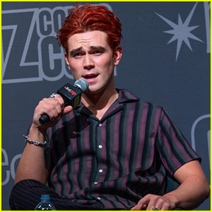 KJ Apa Reveals Which 'Riverdale' Co-Star He Would Marry
