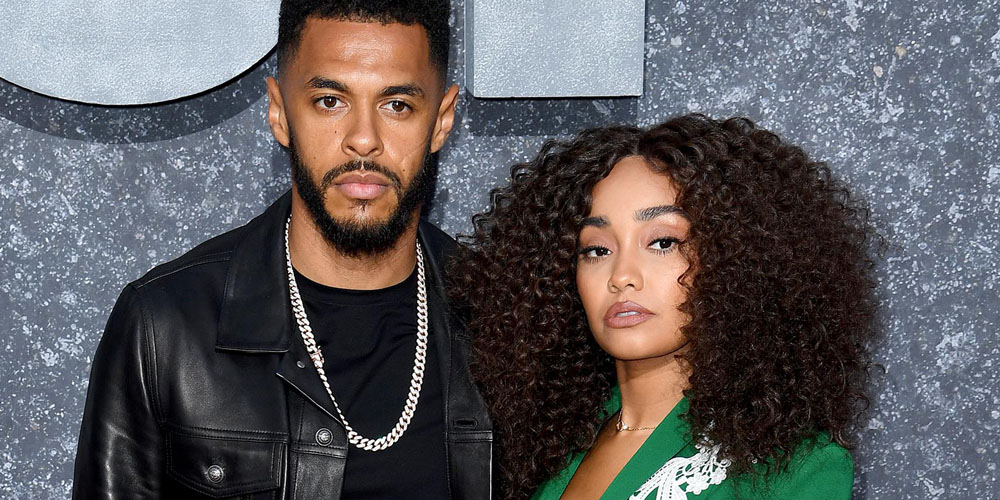 Little Mix's Leigh-Anne Pinnock Couples Up With Boyfriend Andre Gray For 'Top Boy' Premiere in London