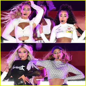 Little Mix Slay Day 3 of Fusion Festival in Liverpool - PICS!
