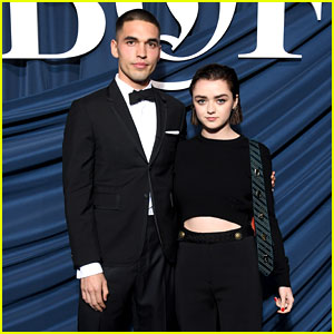 Maisie Williams Is Joined by Boyfriend Reuben Selby at #BoF500 Gala!