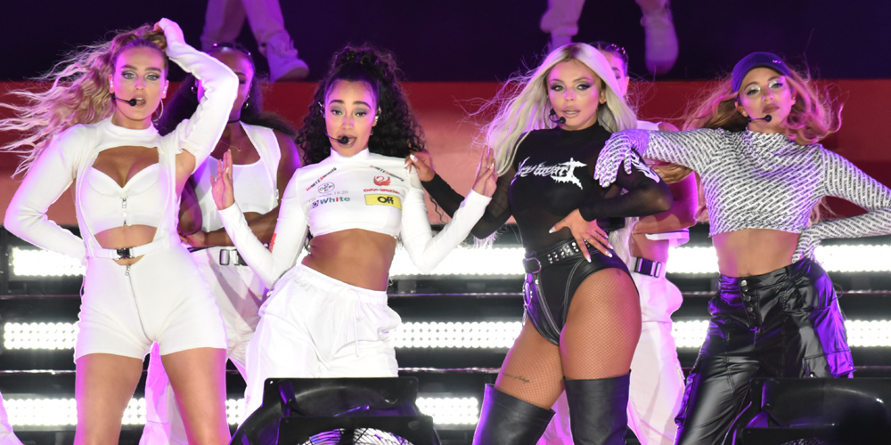 Little Mix Slay Day 3 of Fusion Festival in Liverpool – PICS!
