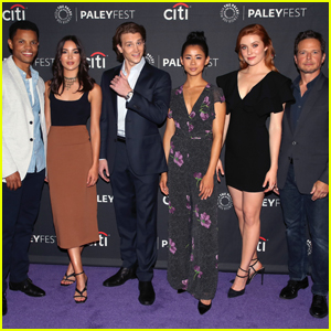 Kennedy McMann Talks 'Nancy Drew' at PaleyFest: 'She's Not The Perfect Detective'
