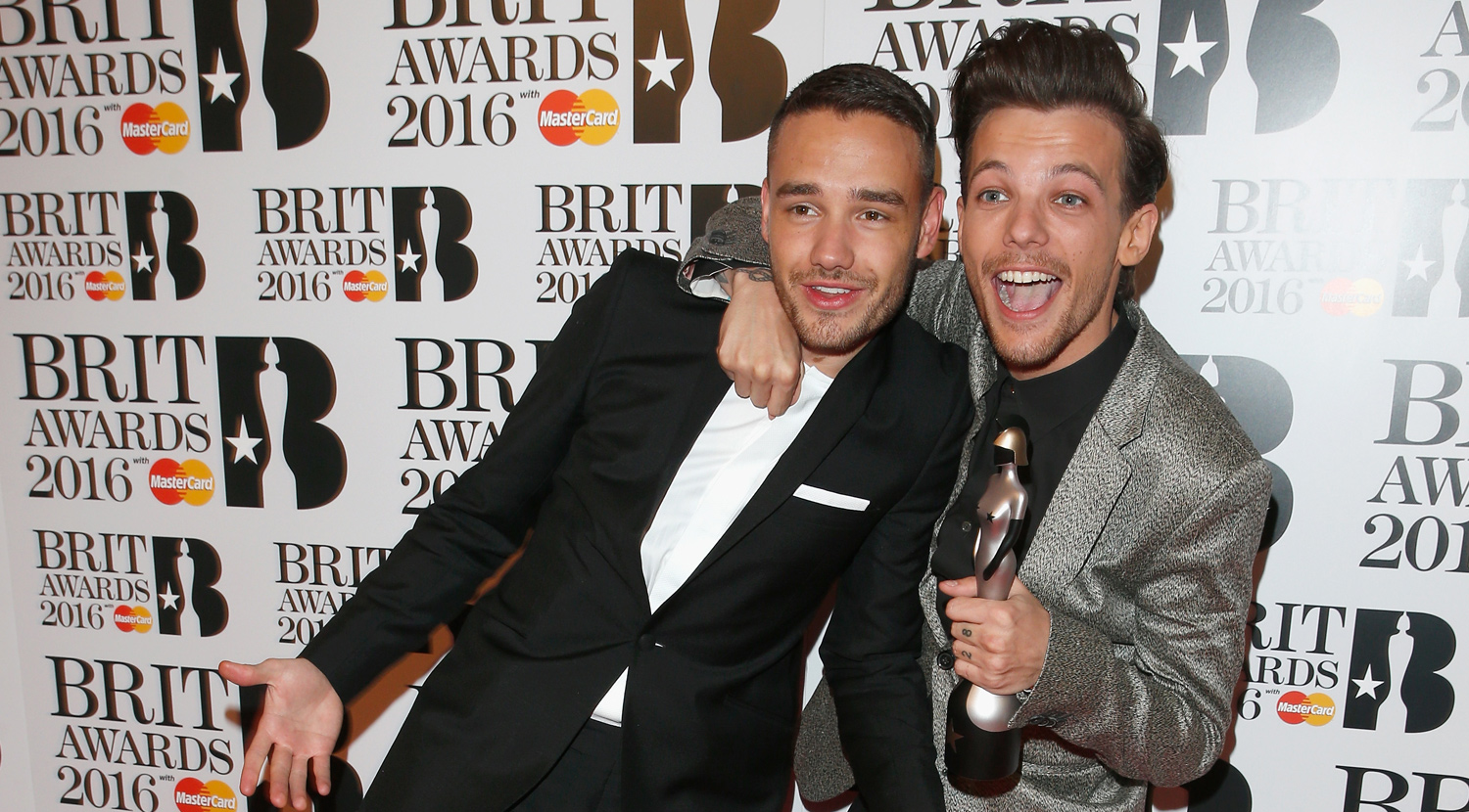 Liam Payne Gives Shout-Out to Louis Tomlinson Before First Solo Headline Show
