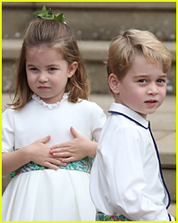 Prince George & Princess Charlotte Looked So Cute On Their First Day of School!