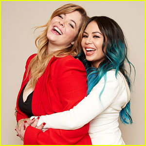 Sasha Pieterse & Janel Parrish Say Goodbye to 'Pretty Little Liars' After 'Perfectionists' Cancellation