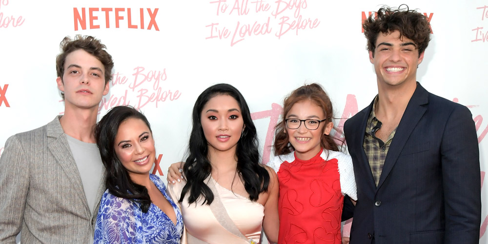 What Are Lana Condor, Noah Centineo & The 'To All The Boys I've Loved Before' Cast Doing Next? Find Out Here!