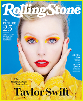 Taylor Swift Reveals Why She Will Sing About Her Boyfriend, But Won't Speak About Him in Interviews
