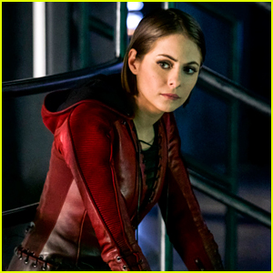 Willa Holland Set To Return as Thea For 'Arrow's Final Season
