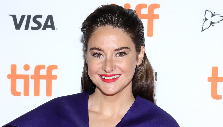 Shailene Woodley is All Smiles at 'Endings, Beginnings' Premiere at TIFF 2019