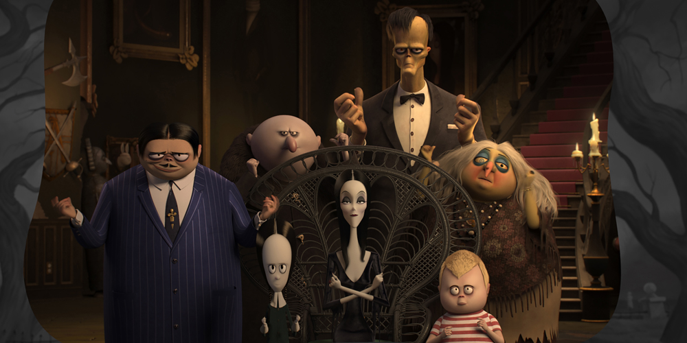 'The Addams Family' Animated Movie Gets Set Sequel!