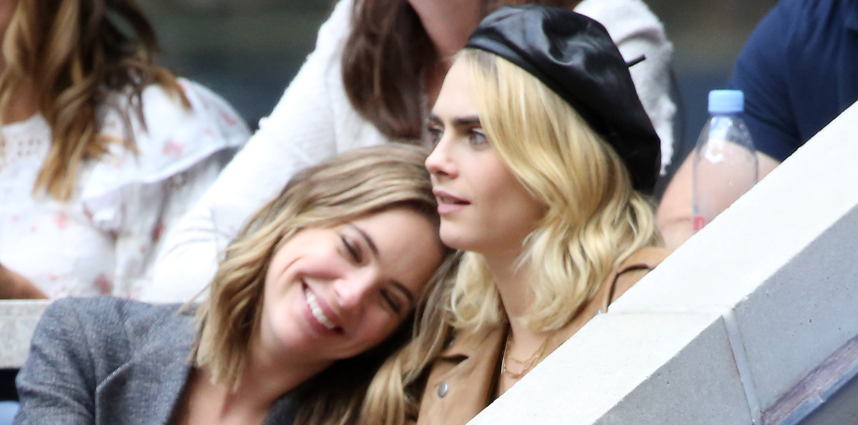 Cara Delevingne Praises Girlfriend Ashley Benson: 'I'm the Luckiest Girl in the World'