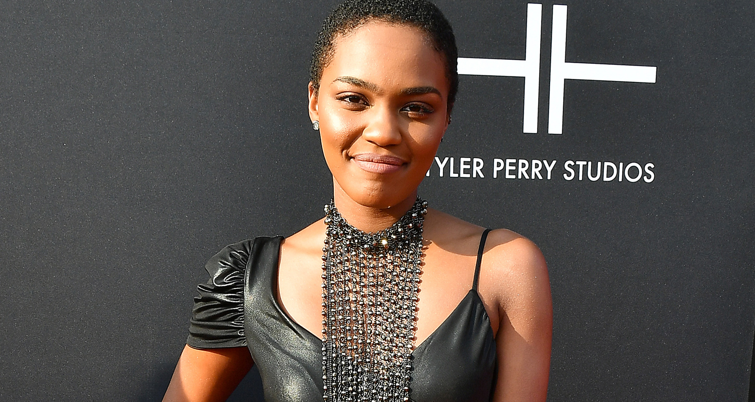 China Anne McClain Gets Her Own Star at Tyler Perry's Studio!