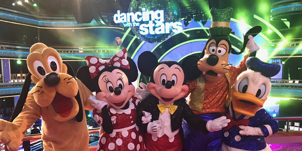 Here's The Rumored Song & Dance List For Disney Night on 'Dancing With The Stars' Season 28