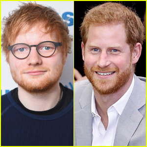 Ed Sheeran Collaborates with Prince Harry on World Mental Health Day Video