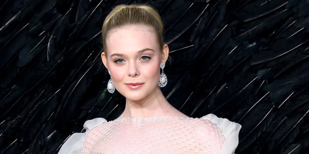 Elle Fanning Wore The Most Amazing Princess Dress To The 'Maleficent: Mistress of Evil' Premiere in London