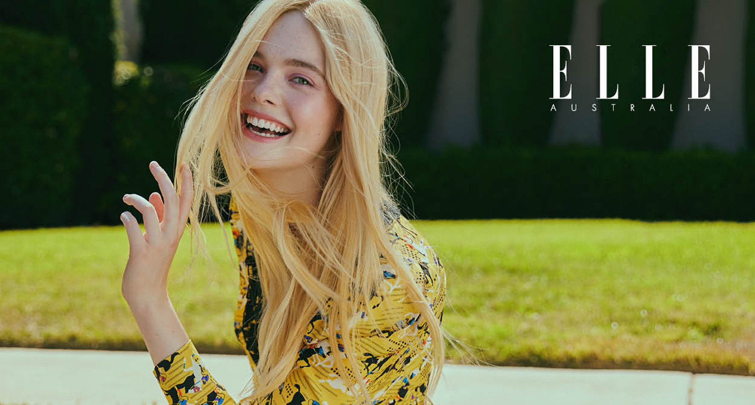 Elle Fanning Shares Her Thoughts on How Disney Princesses Have Evolved