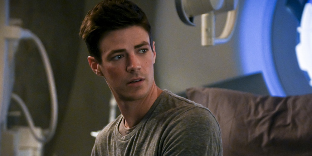 Team Flash Help Barry Looks To His Friends While Dealing With His Impending Death on 'The Flash'