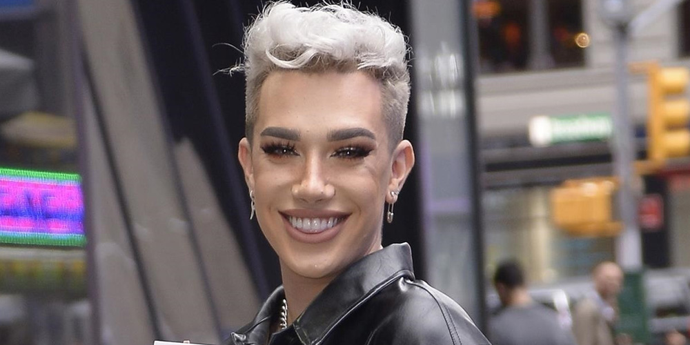 James Charles Stands By His New Mini Palette Despite Fans Calling Him Out About It
