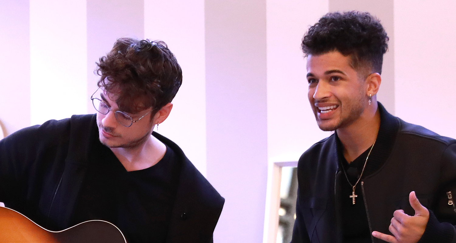 Jordan Fisher Had An Amazing First Time at TwitchCon