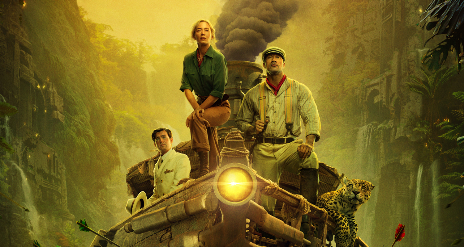 Is Disney's 'Jungle Cruise' Just Like This Movie From the 90s?