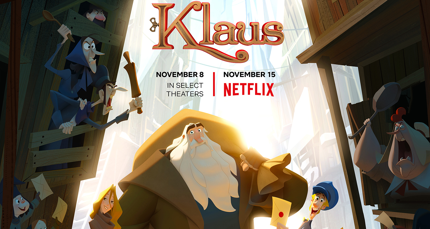 Netflix Drops Trailer For First Original Animated Movie 'Klaus' – Watch Now!