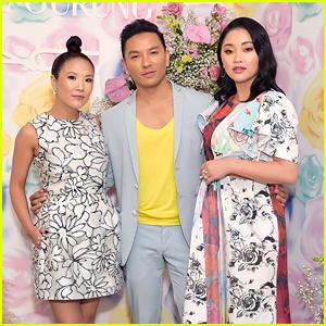 Lana Condor & Ally Maki Help Prabal Gurung Celebrate His Book Launch in LA