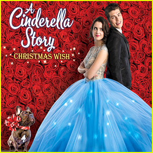 Laura Marano Shares Snow Globe Accident From 'A Cinderella Story: Christmas Wish' Set