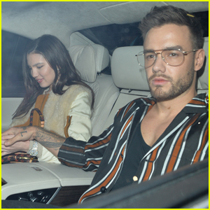 Liam Payne Grabs Dinner with Girlfriend Maya Henry in London