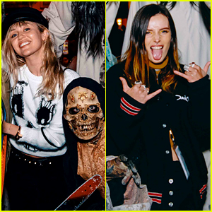 Stars Are Loving the Scares at Halloween Horror Nights!