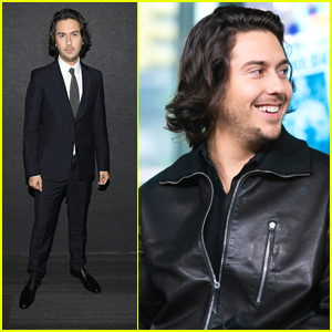 Nat Wolff Suits Up For 'The Kill Team' Premiere in NYC
