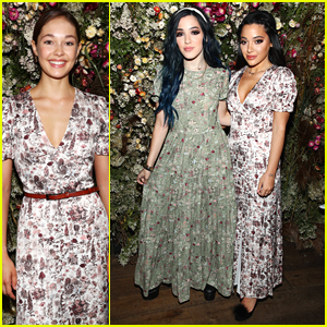 Niki & Gabi DeMartino Celebrate Talita von Furstenberg's Second Collection with DVF